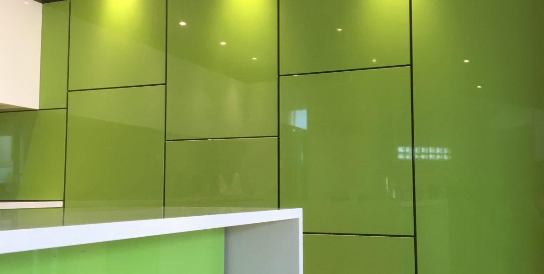 Acrylic & Acrylic | Modern Form Doors